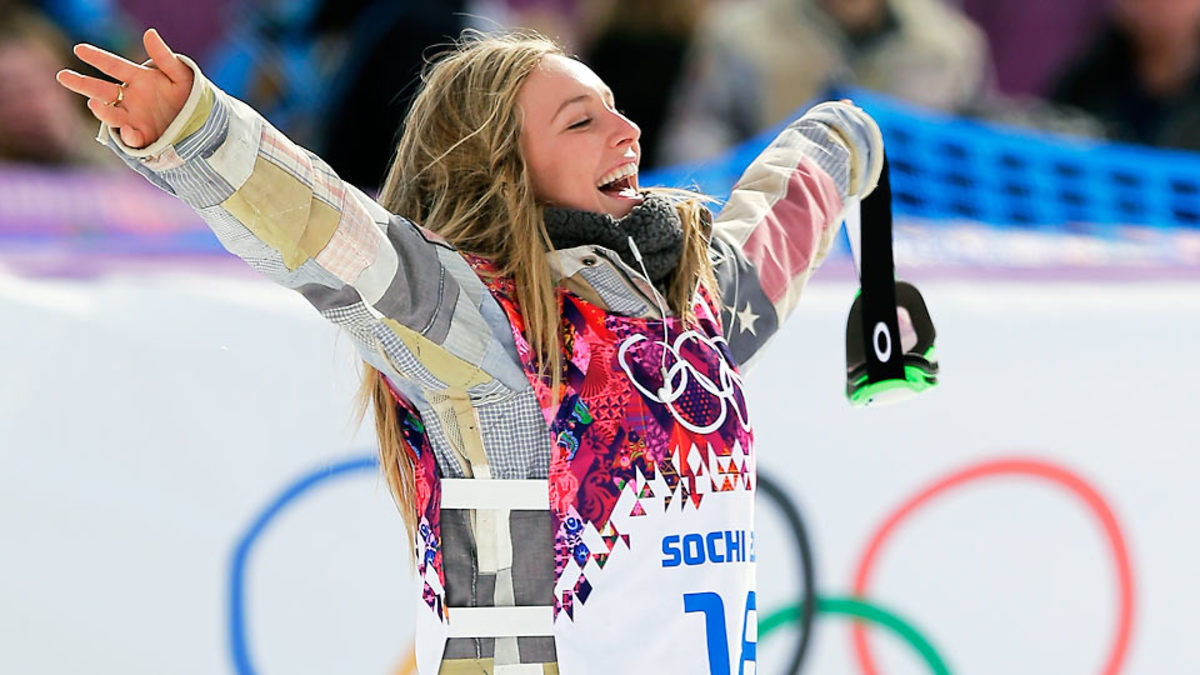 Free spirit Jamie Anderson completes U.S. slopestyle sweep ...