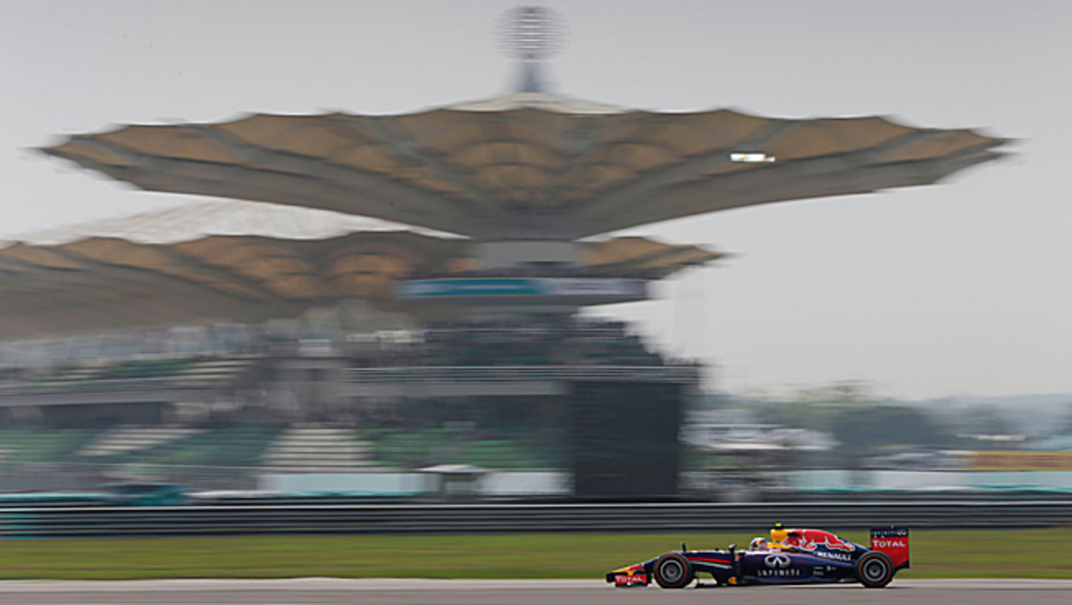 Faulty fuel sensors are continuing to dog Red Bull's Daniel Ricciardo, who was disqualified in Australia.