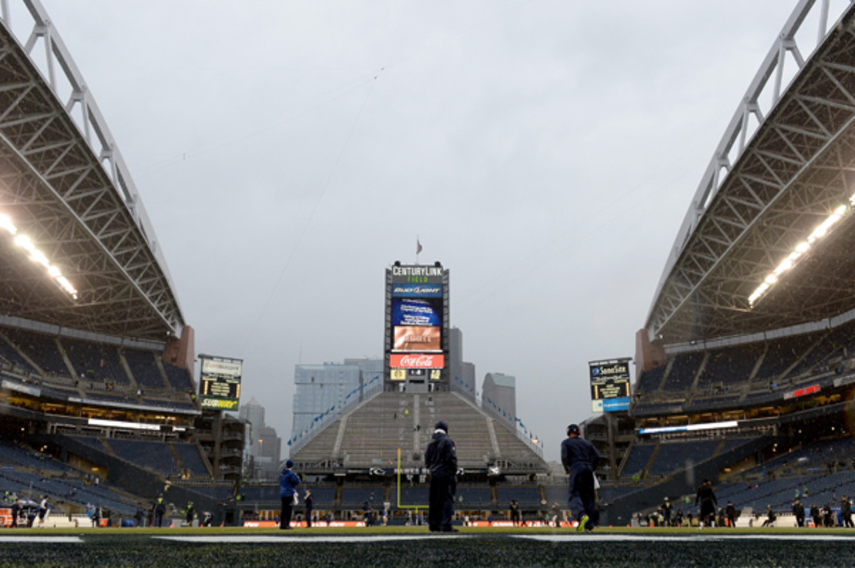 The Seahawks are hoping to keep Niners fans far away from CenturyLink Field.
