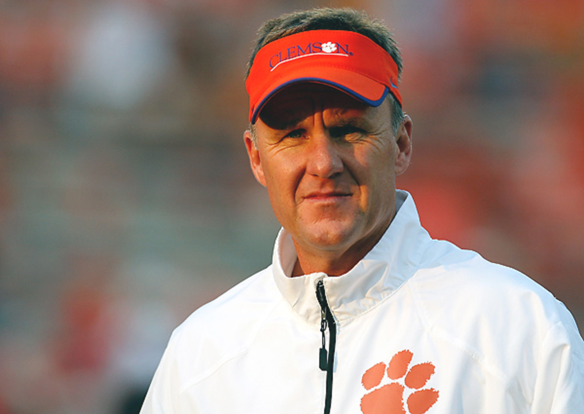 Chad Morris has been linked to your job, too. Seriously, be worried.