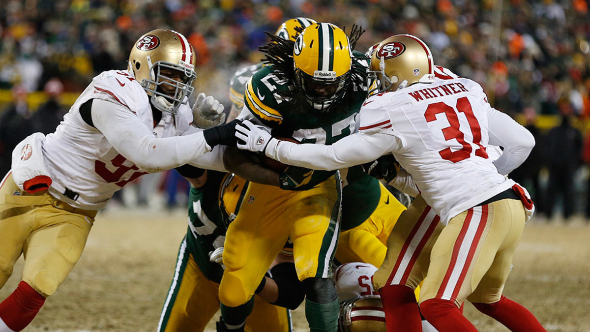 Green Bay Packers RB Eddie Lacy ready to break out - Sports ...