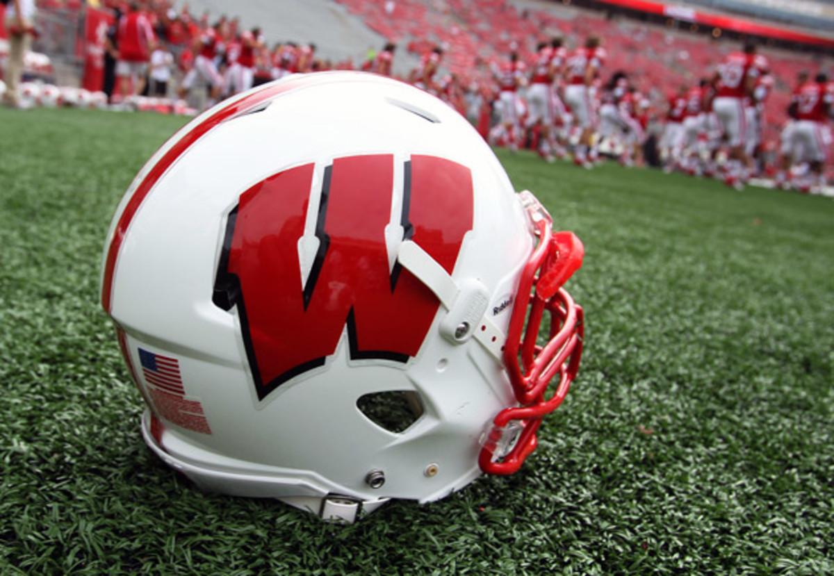 wisconsin helmet