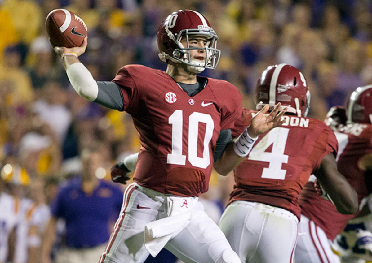 AJ McCarron a first-round pick in 2014 NFL draft? Scouts disagree