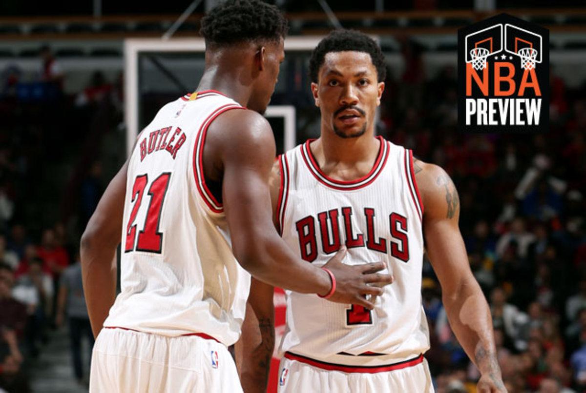 Bulls backcourt roundtable