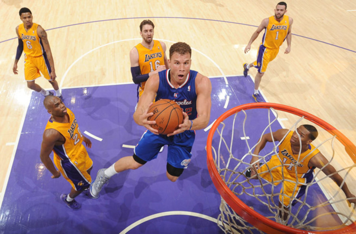 Blake Griffin and the surging Clippers handed the Lakers a record 48-point loss last week.