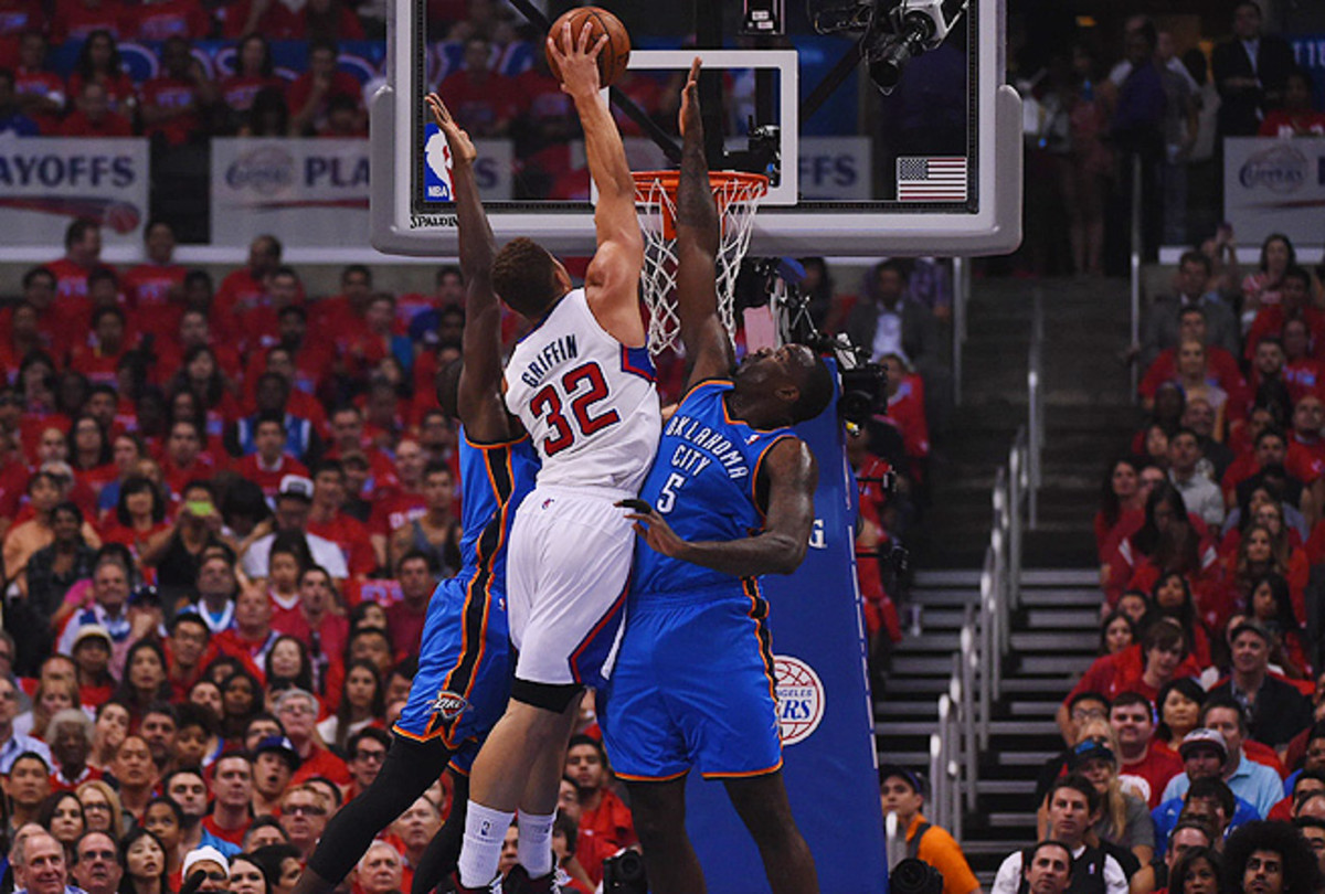 Oklahoma City's ability to control the paint and the free throw line proved to be the difference.