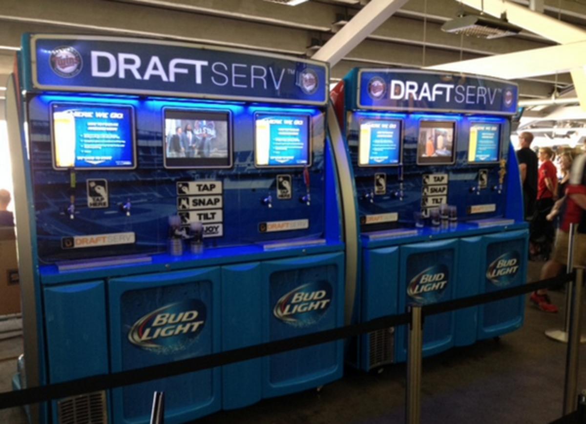 Beerdispenser