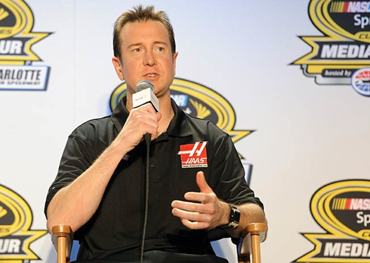 Kurt Busch could become the fourth driver to run the Indy 500 and Coca-Cola 600 on the same day.