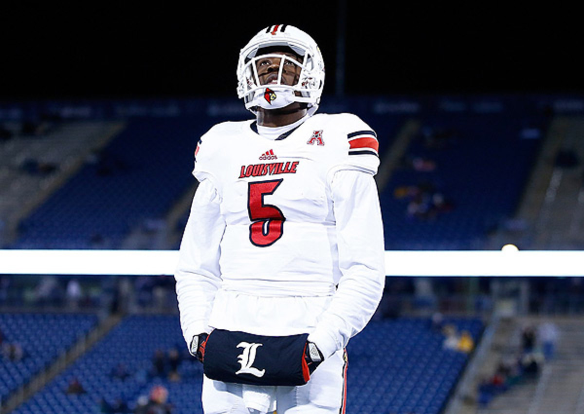 Teddy Bridgewater purchased insurance policy for 2014 NFL draft