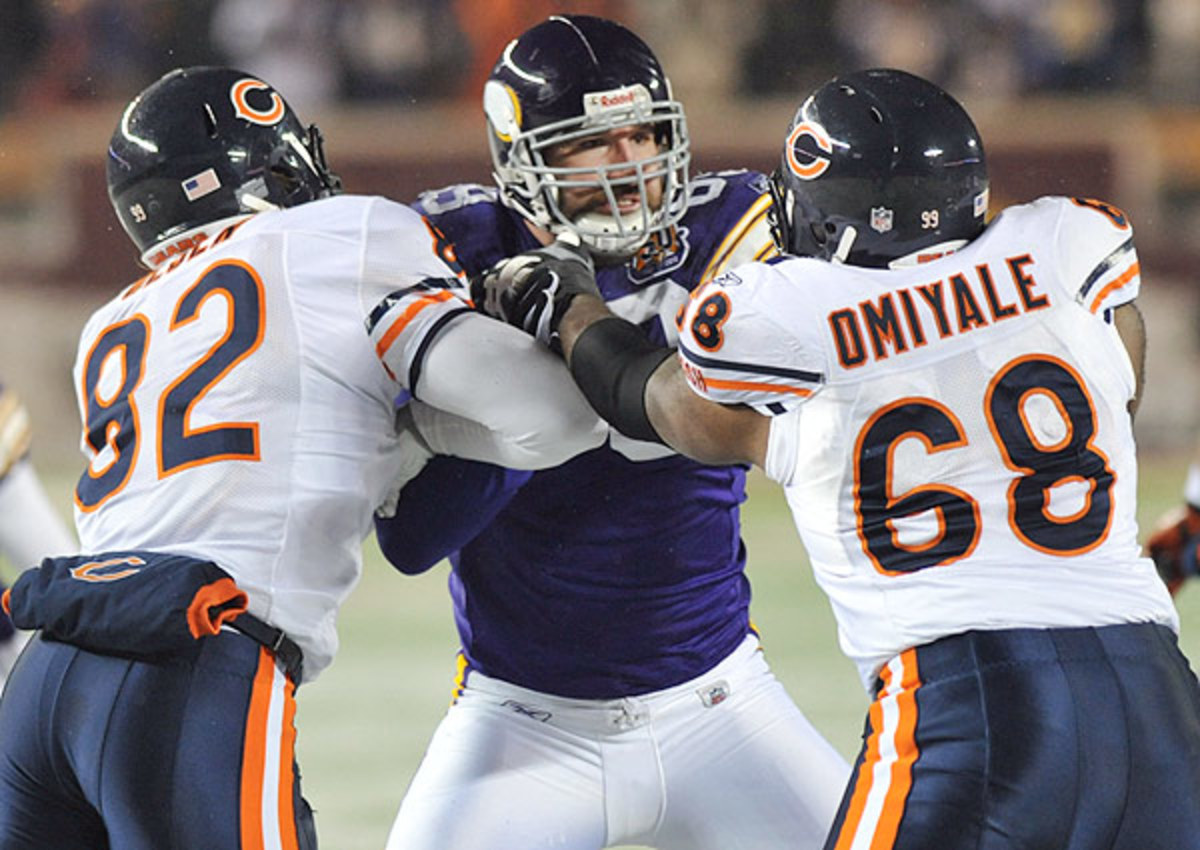 Jared Allen signs with Chicago Bears