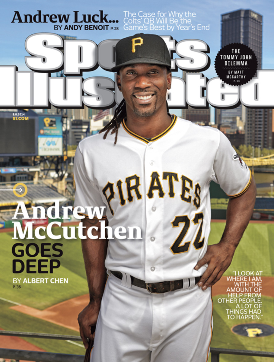 Pirates outfielder Andrew McCutchen on this week's Sports ...