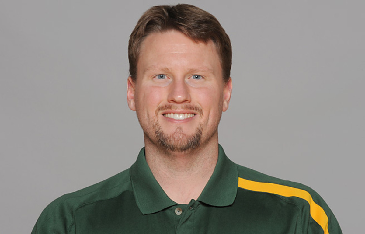 Ben McAdoo will take over the Giants offense after working with Aaron Rodgers in Green Bay.