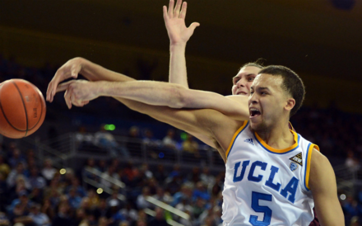 Jordan Anderson is a consistent triple-double threat for the Bruins. (Harry How/Getty Images)