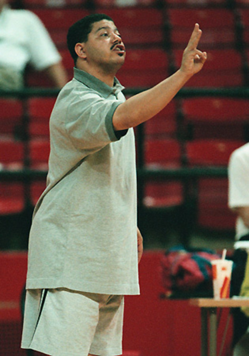 Was Curtis Malone interested in coaching basketball and helping young players or just furthering his wealth and influence?