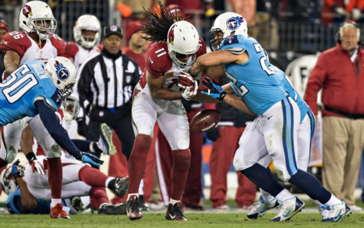 Larry Fitzgerald Wesley Hitt/Getty Images