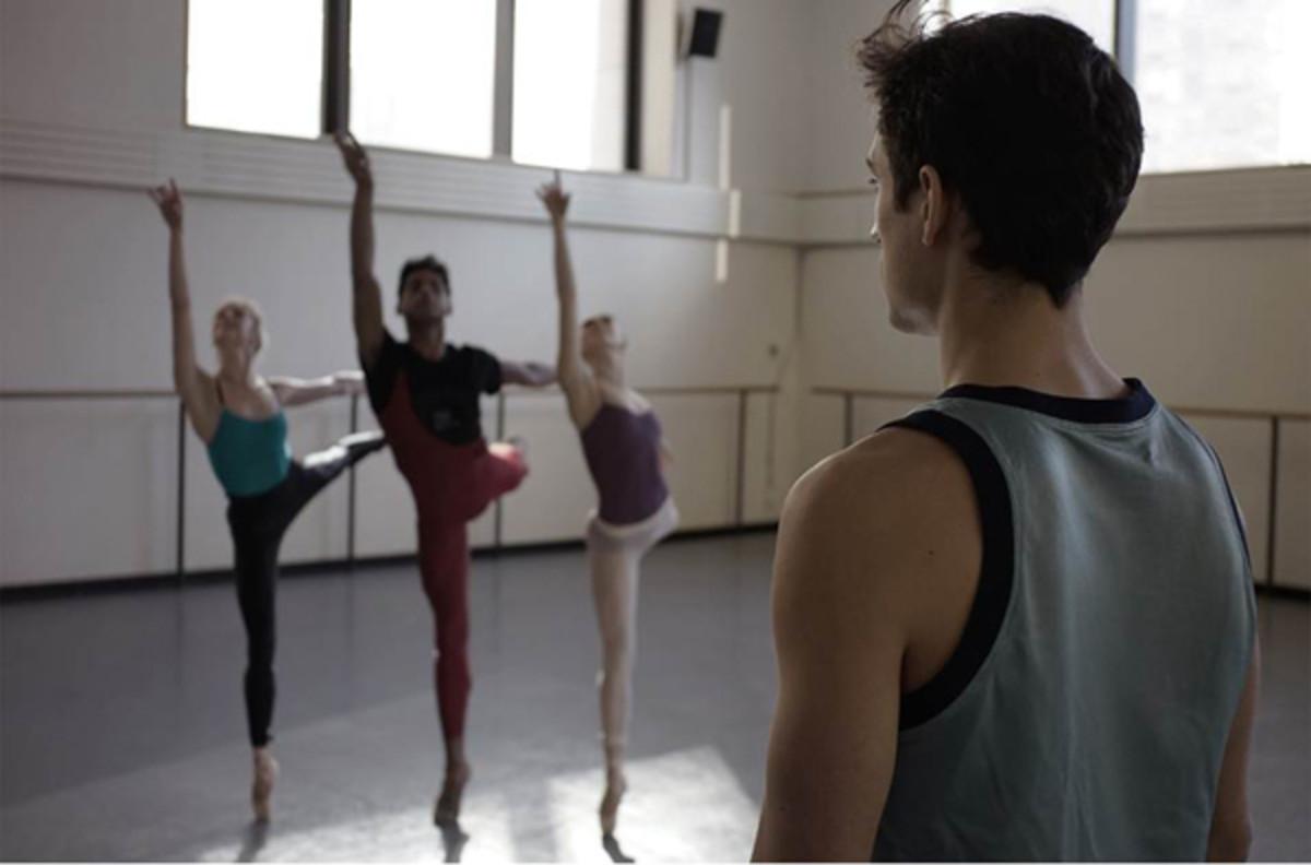 Courtesy of Ballet 422/New York City Ballet