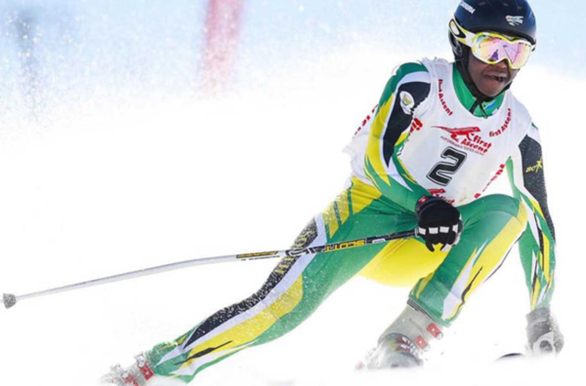 South African skier Sive Speelman qualified for the Olympics, but his country didn't feel that he was good enough to serve as its lone representative. (schoolsportsnews.co.za)