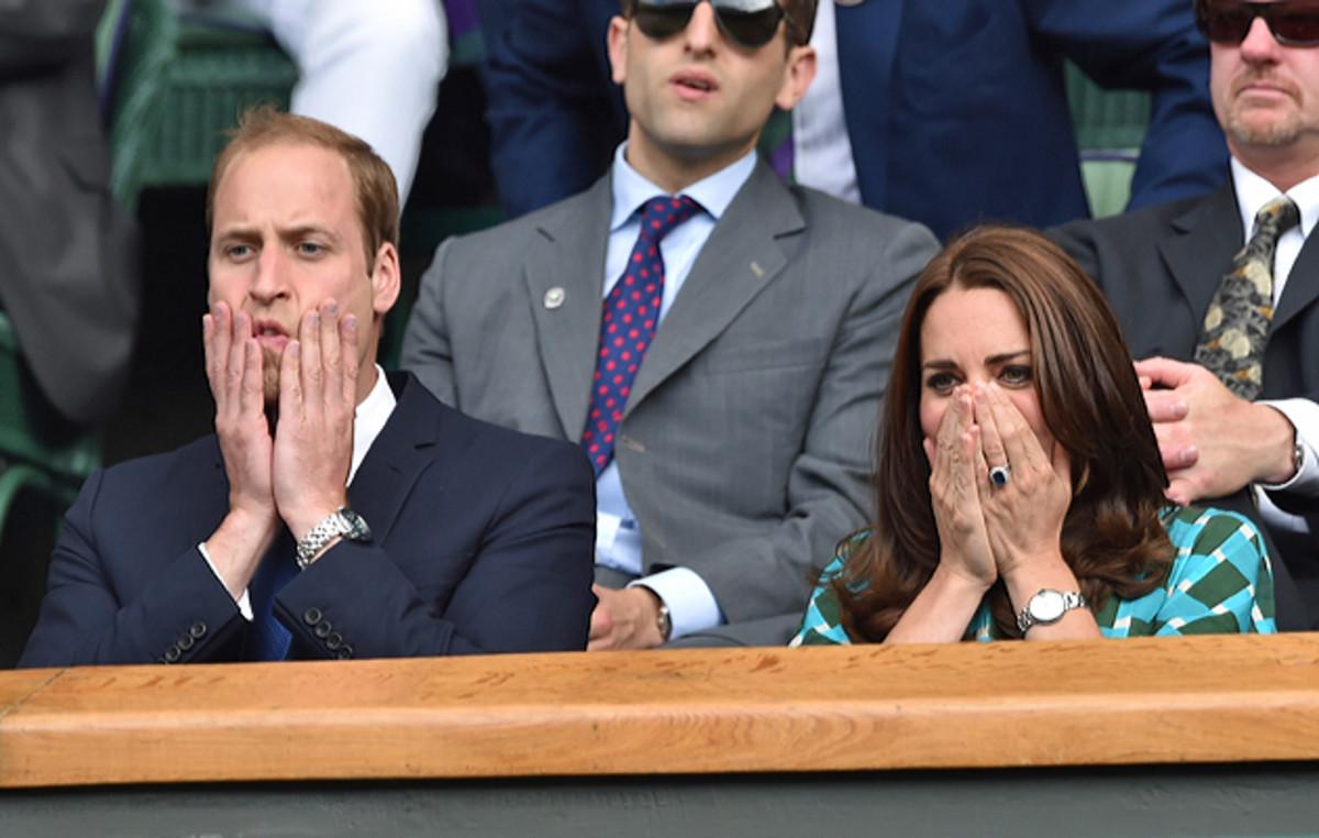 "As the Brits say, ""Oh dear."""