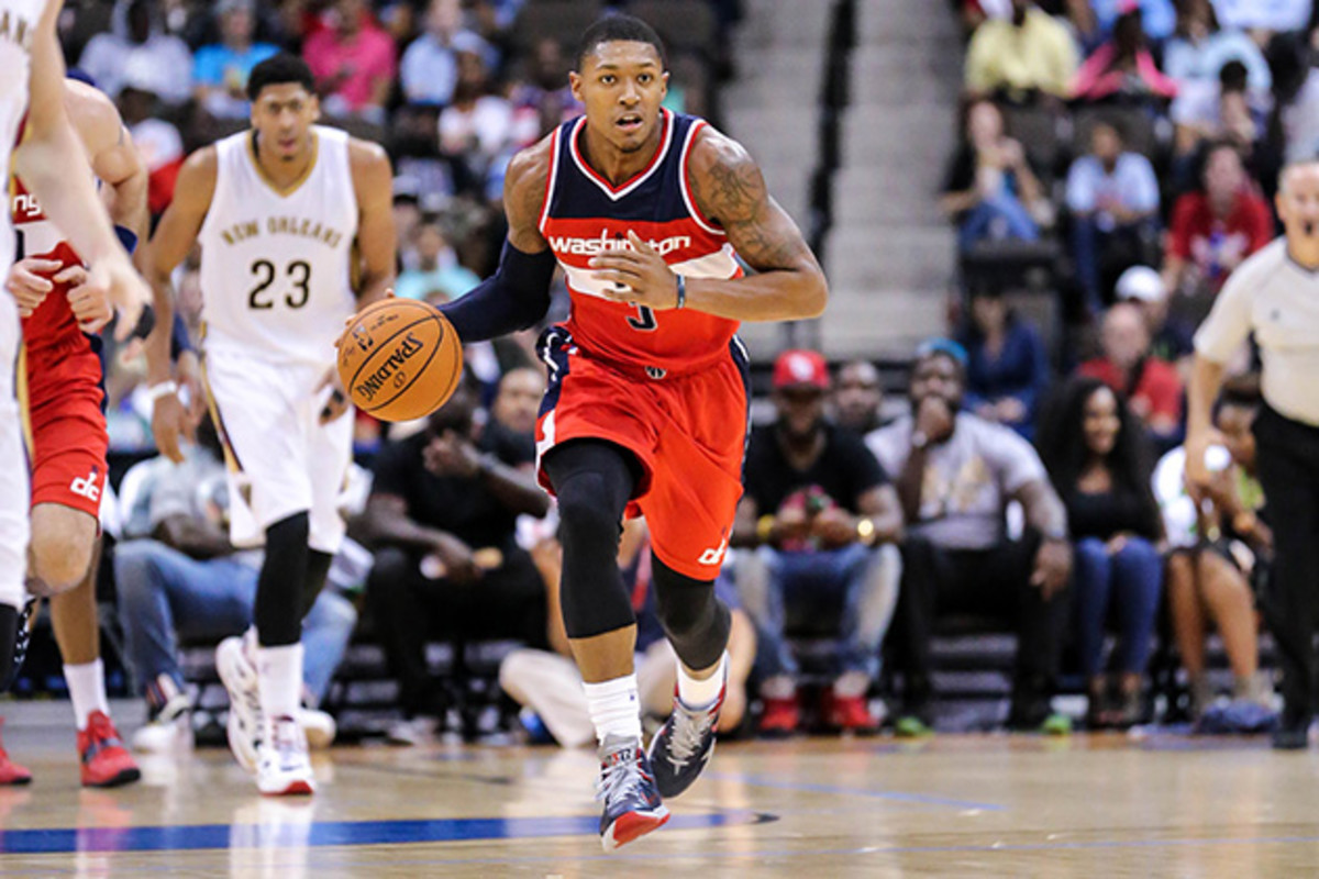 Bradley Beal's absence from the Wizards could hinder their emergence in the eastern conference.