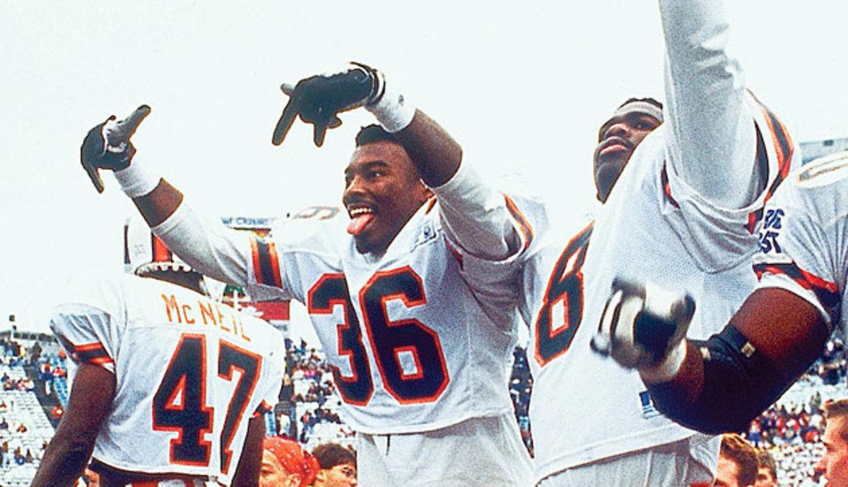 Miami Cotton Bowl 1991