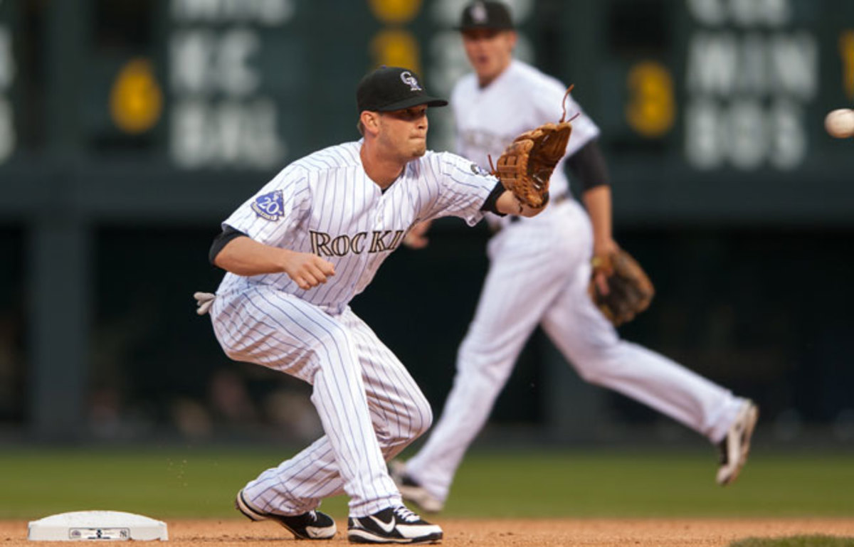 Reid Brignac should get immediate playing time in a Yankees infield depleted by injuries.
