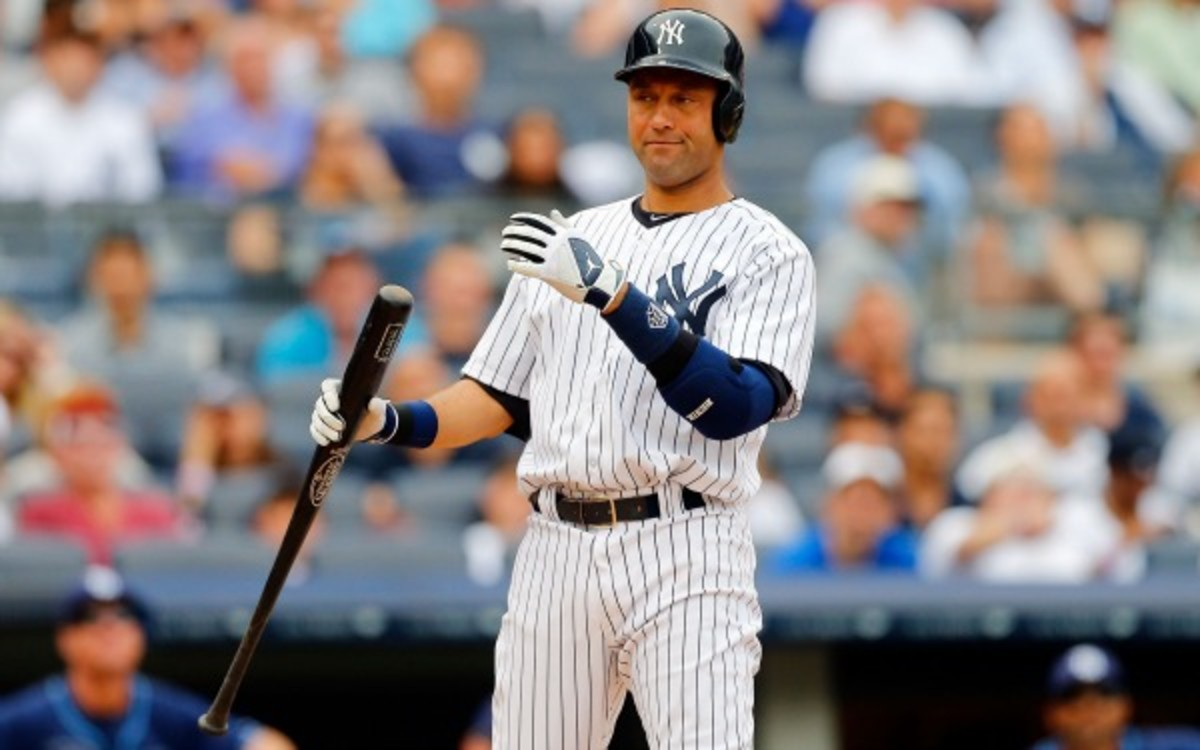 Derek Jeter could be heading to the disabled list with a calf strain. (Jim McIsaac/Getty Images)