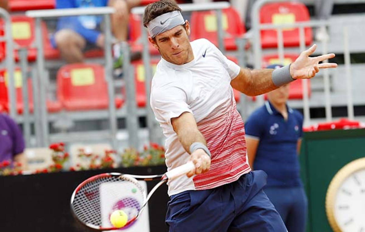 Juan Martin del Potro joins Andy Murray as top-10 players who will miss Roland Garros.