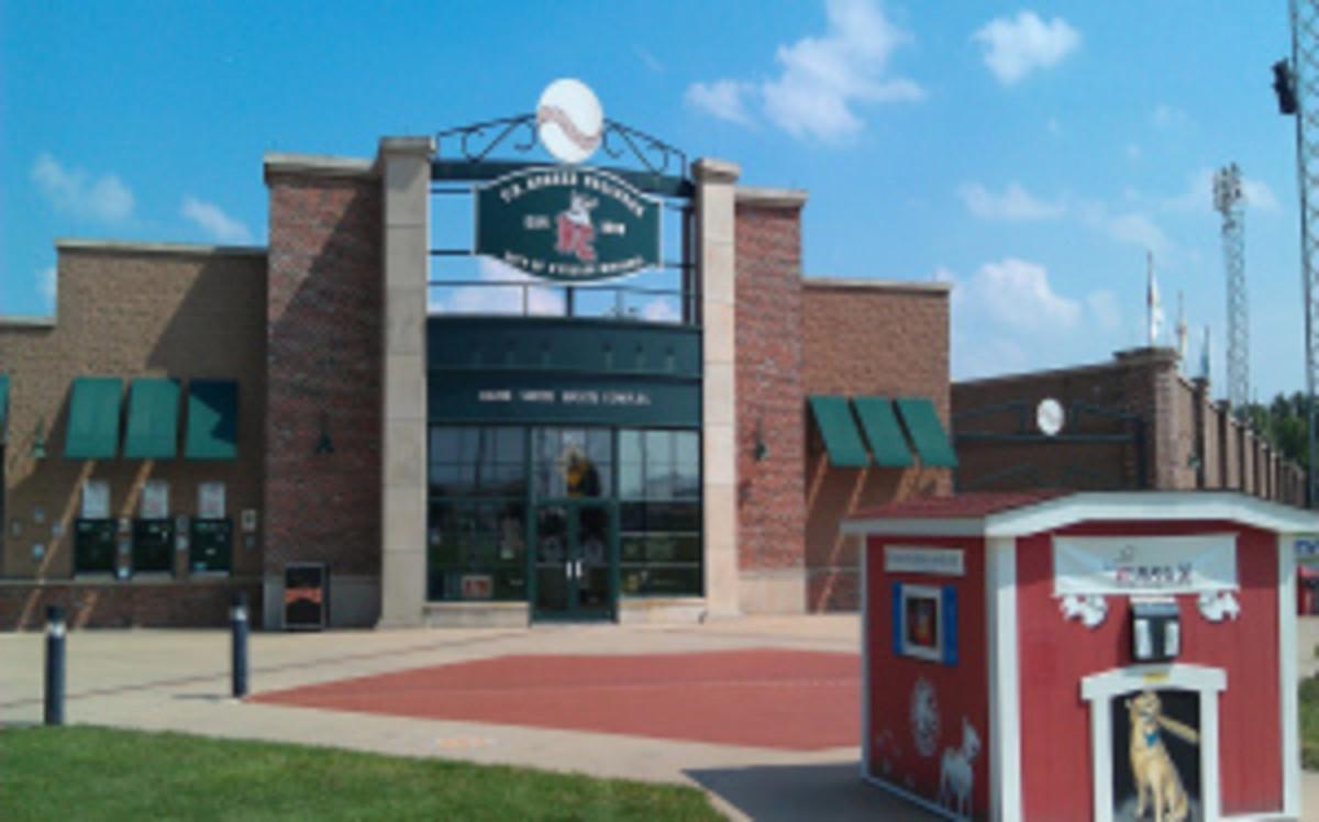 T.R. Hughes ballpark, home of the River City Rascals. (Rivercityrascals.com)