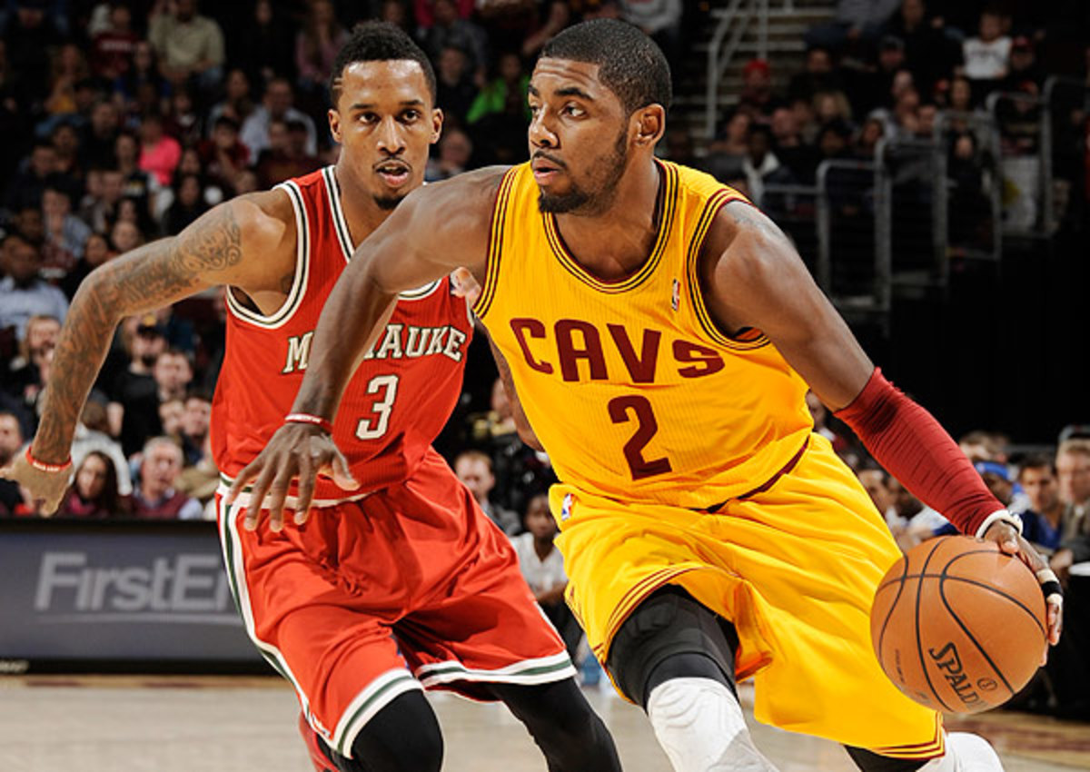 The Cavaliers have been actively shopping the No. 1 overall pick in Thursday's draft.