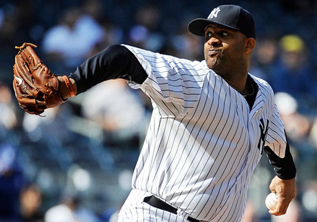 CC Sabathia, Yankees