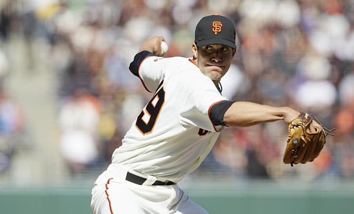 Javier Lopez, 36, has spent the last four seasons with the San Francisco Giants.