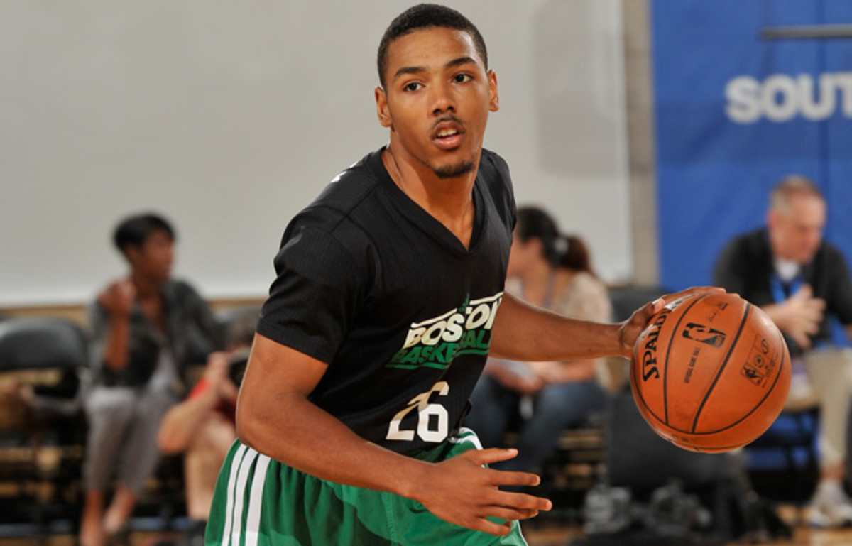 Phil Pressey averaged 9.4 points and 6.6 assists for the Celtics' summer league team in Orlando.
