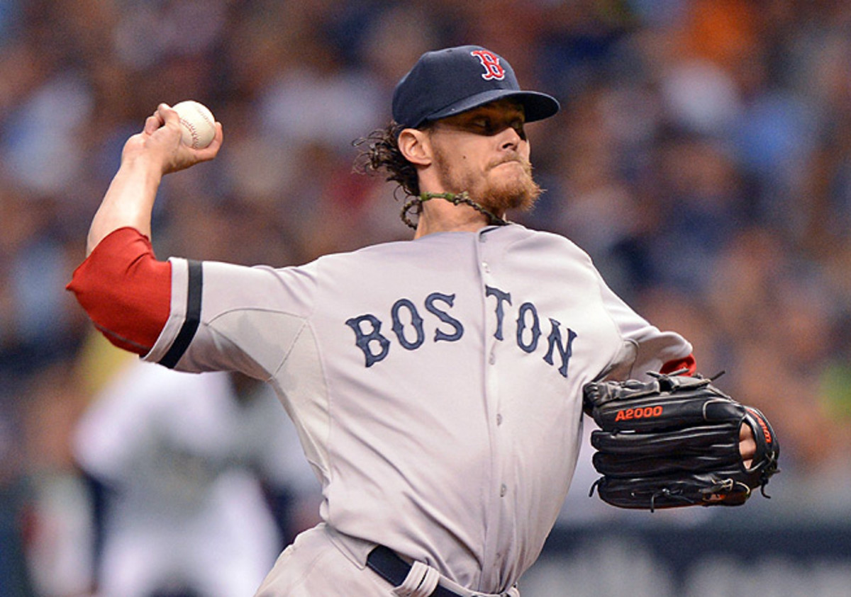 Before his all-important start in Game 4, questions concerning Clay Buchholz's readiness remain.