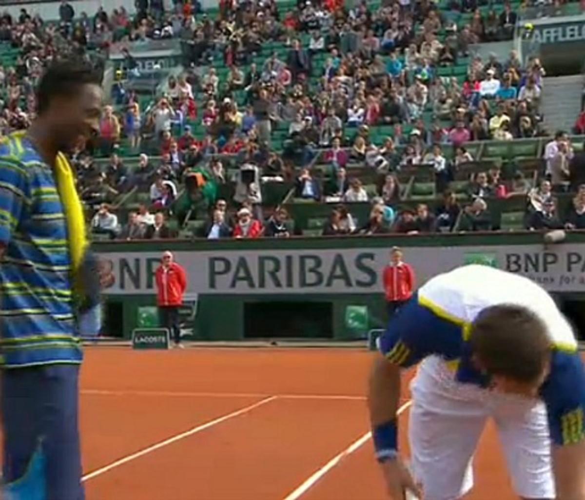 Screengrab from TennisChannel.com
