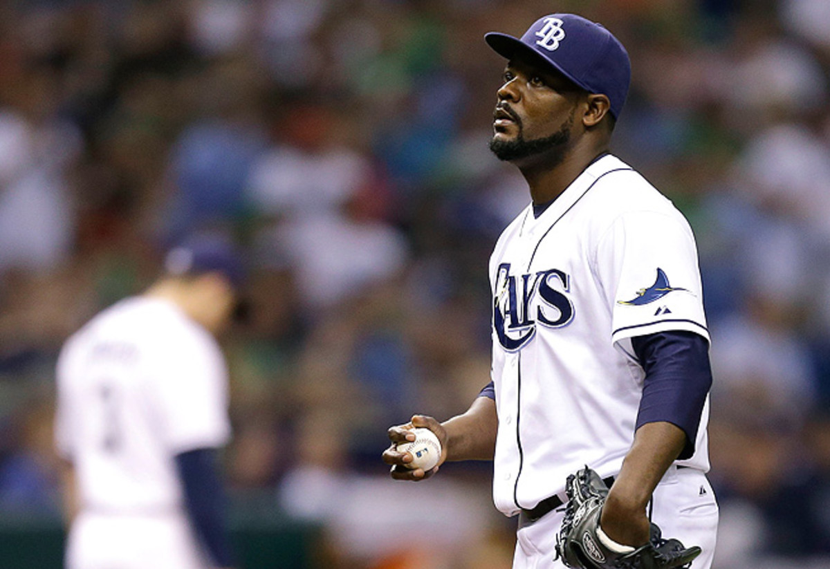 It was a long shot for Fernando Rodney to repeat his stellar 2012, but few thought he'd fall this far.