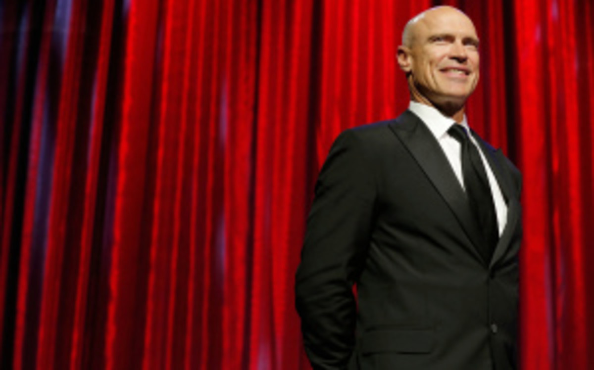 Mark Messier's future with the Rangers remains uncertain. (J. Countess/Getty Images)