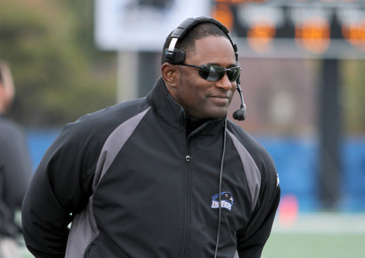 Dino Babers has worked for 12 programs in eight states during his coaching career. (AP Photo)