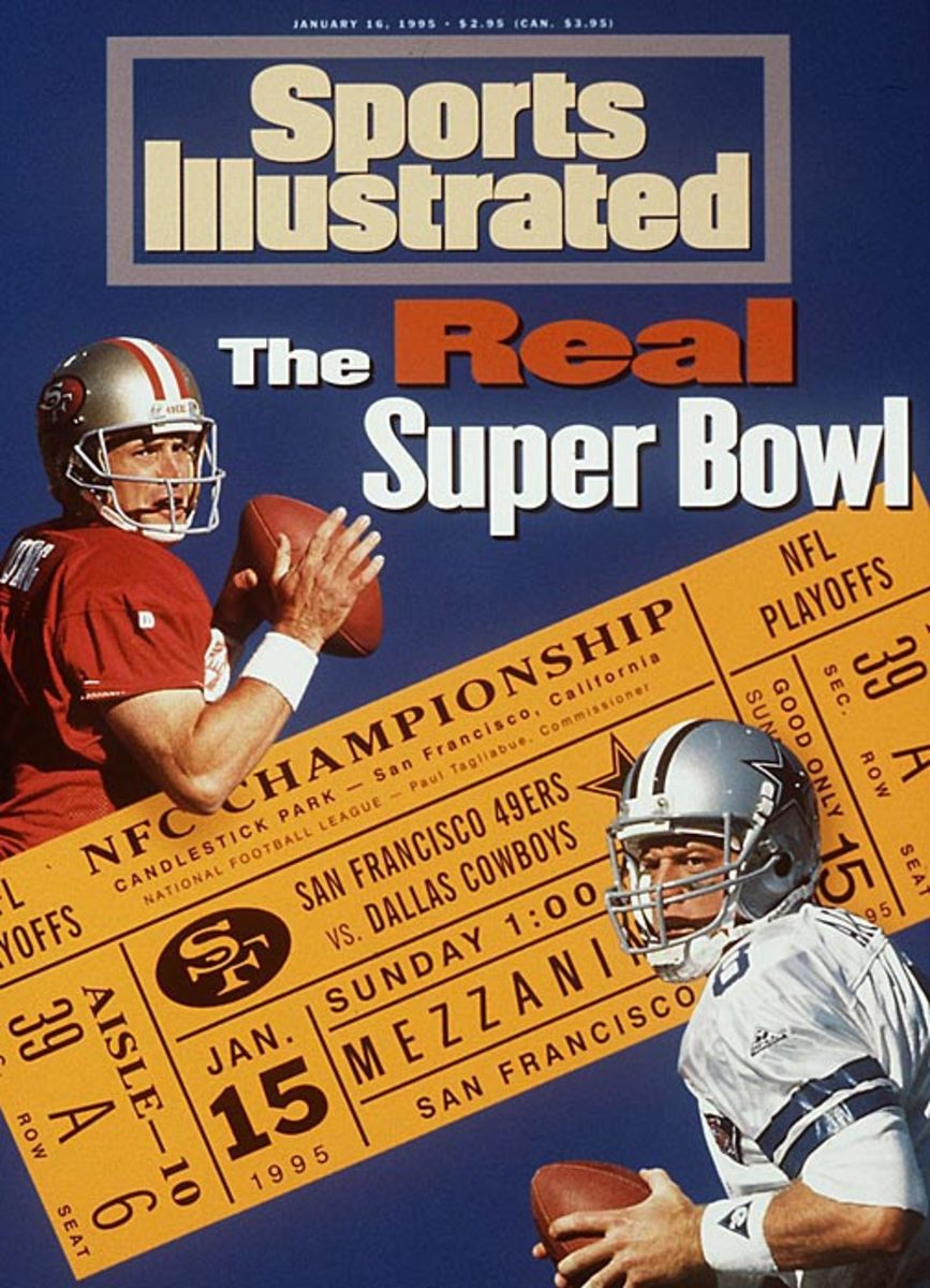 Steve Young, Troy Aikman