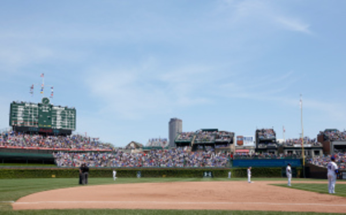Wrigley Field's $500 million renovation proposal received the final vote Wednesday. (Joe Robbins/Getty Images)