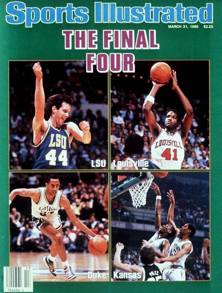 LSU (11-seed, 1986)