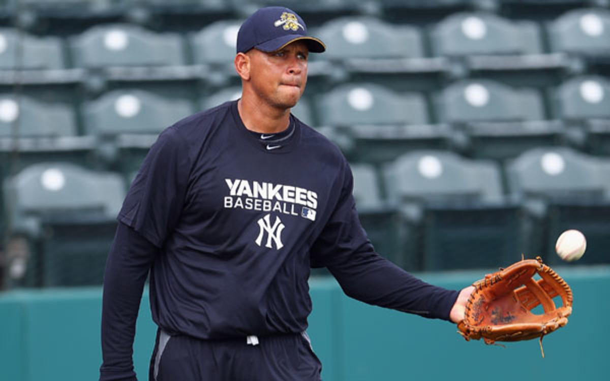 Alex Rodriguez is one of the MLB players who could be suspended as part of the league's Biogenesis investigation.