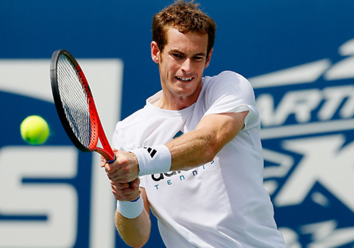 Andy Murray may be forced to play seven matches in 13 days to defend his U.S.Open crown.  (Mike Stobe/Getty Images for the USTA)