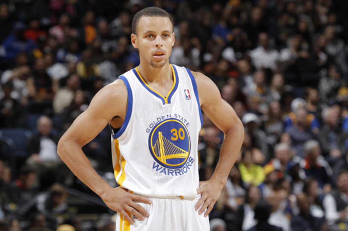 Golden State Warriors star Stephen Curry is day to day with a bruised ankle, which he suffered in Wednesday night's victory over the Minnesota Timberwolves.