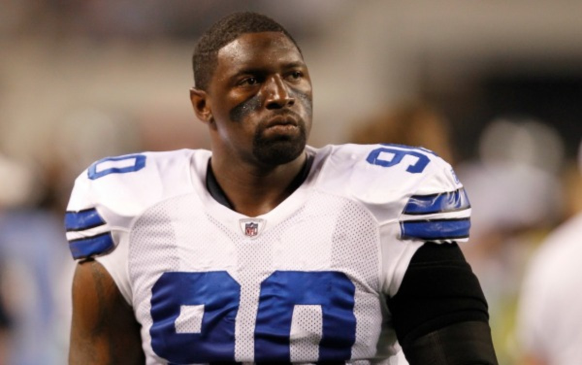 Jay Ratliff will be eligible to return from the PUP list in Week 7. (Getty Images)