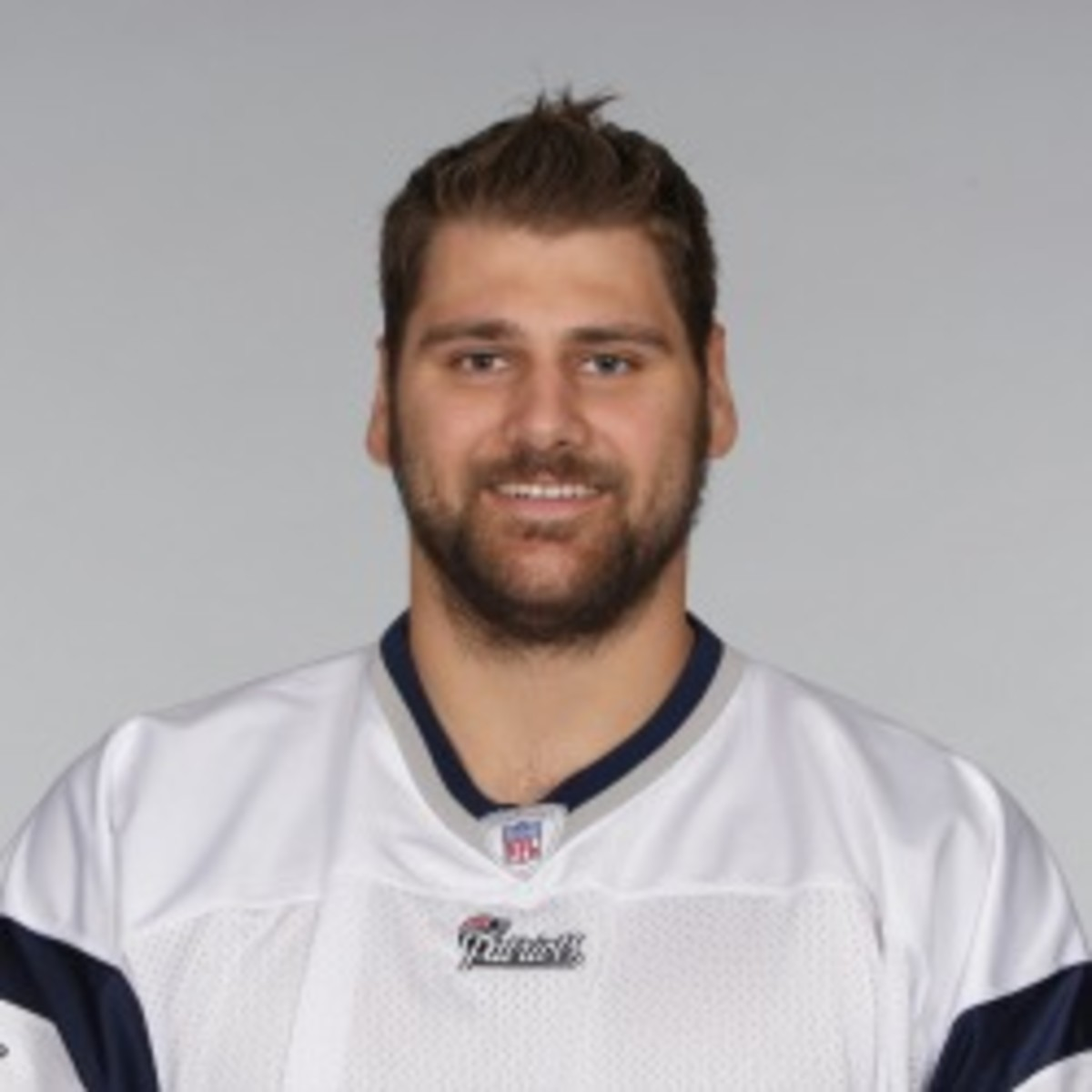 The Patriots and right tackle Sebastian Vollmer agreed to a four-year deal. (Getty Images)