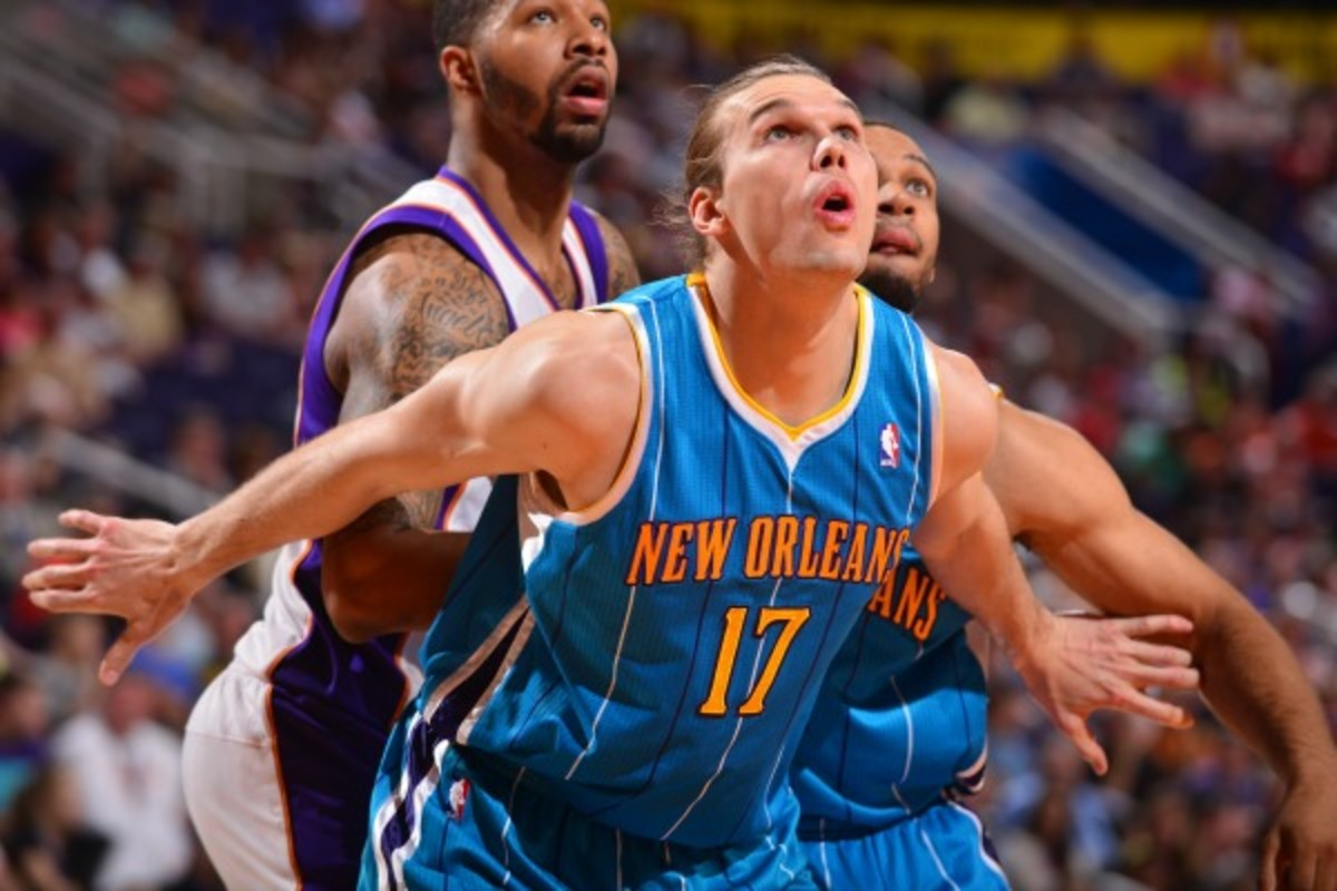 Lou Amundson reportedly has signed with the Clippers. (Barry Gossage/NBAE via Getty Images)
