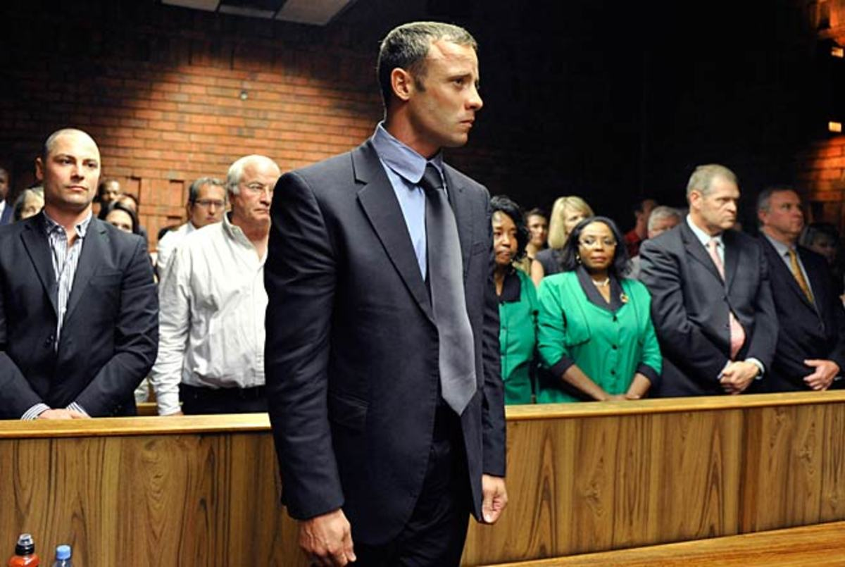 Legal experts say it could take months for the murder case against Oscar Pistorius to be tried.