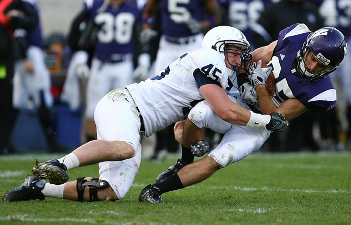Despite his dad's plea to attend Duke, Sean Lee proved impossible to keep benched at Penn State.