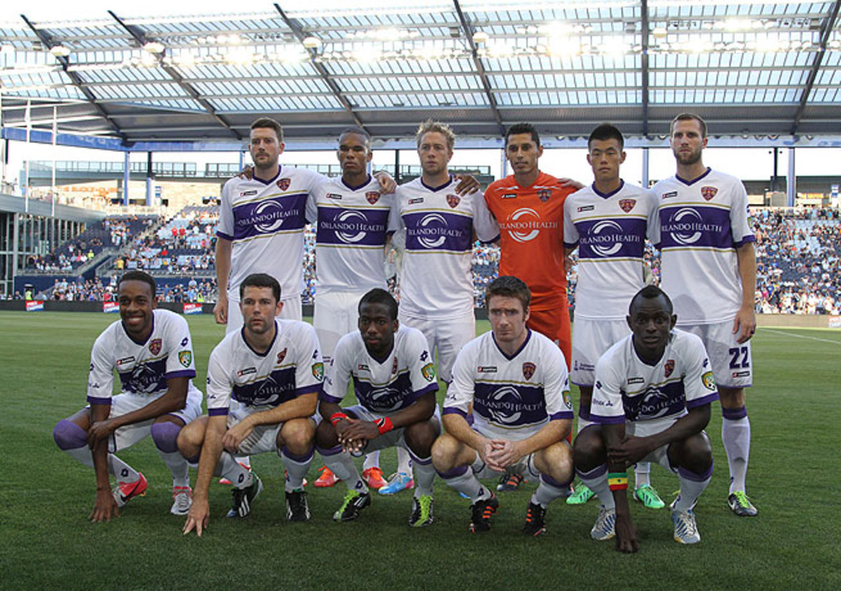 Orlando City has been named MLS' latest expansion team and will begin play in 2015.