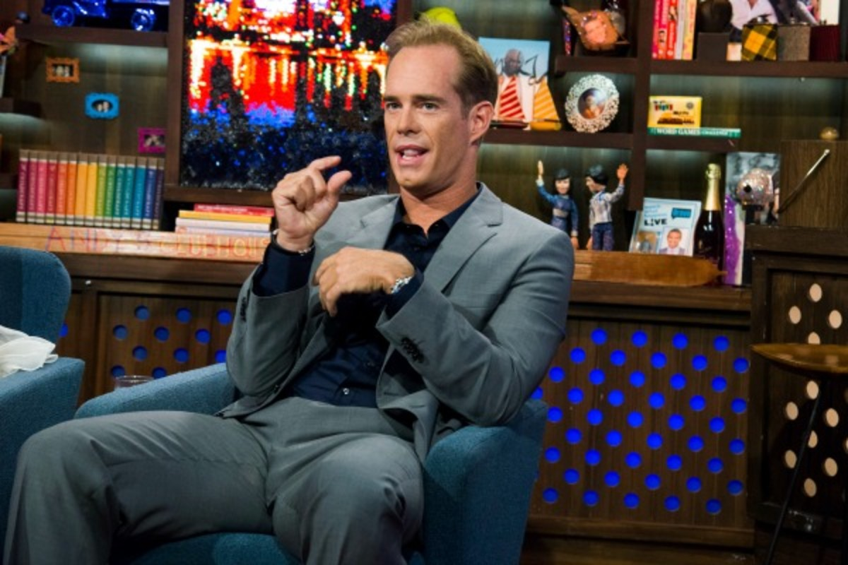 Fox play-by-play announcer Joe Buck is engaged to NFL reporter Michelle Beisner. (Getty Images)